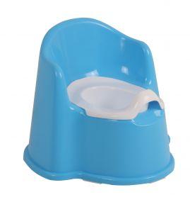 Happy Baby Potje luxe Blauw