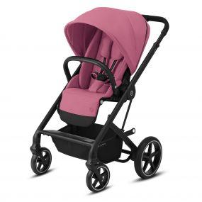 Cybex Kinderwagen Balios S Lux Magnolia Pink Black Frame