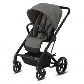 Cybex Kinderwagen Balios S Lux Soho Grey Black Frame