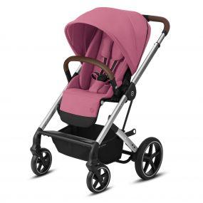 Cybex Kinderwagen Balios S Lux Magnolia Pink Silver Frame