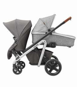 Maxi Cosi Kinderwagen Duo Lila Oria Nomad Grey