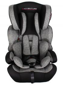 Cabino Autostoel Premium 9-36kg Grijs