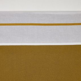Meyco Ledikantlaken Bies Honey Gold 75 x 100 cm
