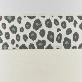 Meyco Ledikantlaken Panter Stone Green 100 x 150 cm