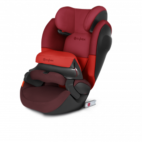 Cybex Autostoel Pallas M-Fix SL Rumba Red - Dark Red