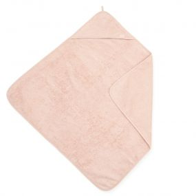 Jollein Badcape Badstof 75 x 75 cm Pale Pink