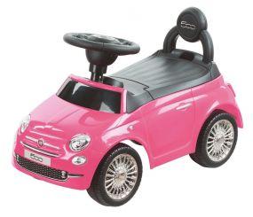 Cabino Loopauto Fiat 500 Roze