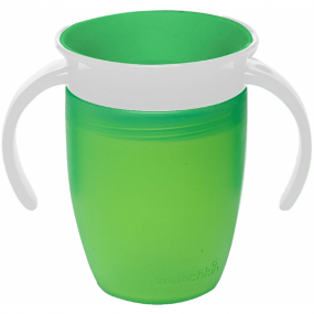 Munchkin Miracle 360 Trainer Cup Green