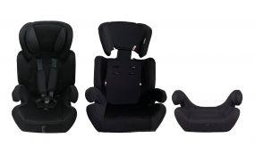 Autostoel Bebies First Scout Zwart