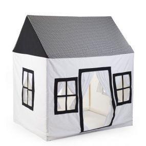 Childhome Speelhuisje Black & White