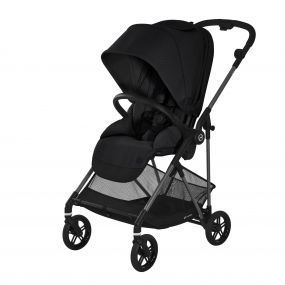 Cybex Kinderwagen Melio Carbon Deep Black