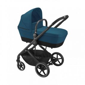 Cybex Kinderwagen Balios S Lux 2 in 1 River Blue Black Frame