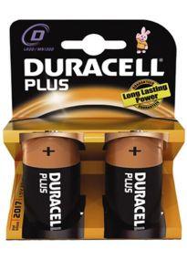 Duracell Batterijen D 2 Stuks