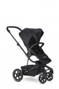 Easywalker Kinderwagen Harvey² Premium Onyx Black