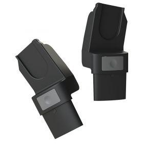 Joolz Autostoel AdapteJoolz Autostoel Adapters Day 2 & Day 3 Blackrs Day 2 + Day 3 Black