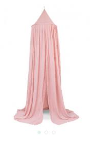 Jollein Klamboe Vintage 205 cm Blush Pink