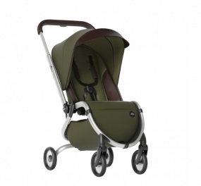 Mima Kinderwagen Zigi Olive Green