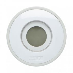 Luma Digitale Badthermometer Light Grey