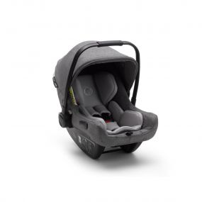 Bugaboo Autostoel Groep 0 Turtle Air by Nuna Grey