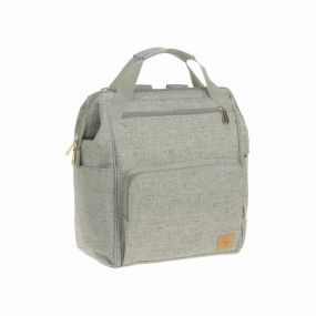 Lassig Glam Goldie Backpack Bouclé Beige