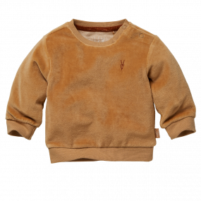 Levv Sweater Lee Sand