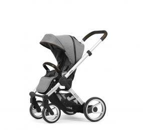 Showmodel Kinderwagen 2 in 1 Mutsy Evo Farmer Deep Anthra / Mist