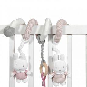 Tiamo Nijntje Boxspiraal Pink Baby Rib