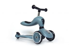 Scoot And Ride 2-in-1 Highwaykick Steel