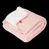 Little Dutch Ledikantdeken Pure & Soft Wild Flowers Pink