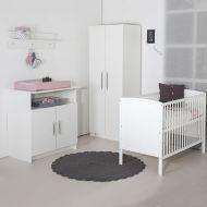 Bebies First Babykamer Tess Dicht 3-delig