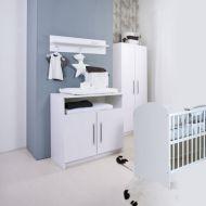 Babykamer Tess met Pim ledikant