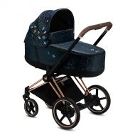 Cybex Kinderwagen 2 in 1 ePriam Jewels Of Nature Dark Blue