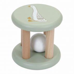 Little Dutch Rammelaar Roller Little Goose Mint