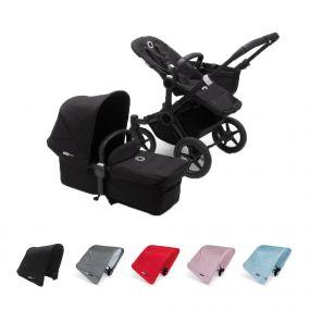 Bugaboo Kinderwagen Donkey3 Mono 2 in 1 Black