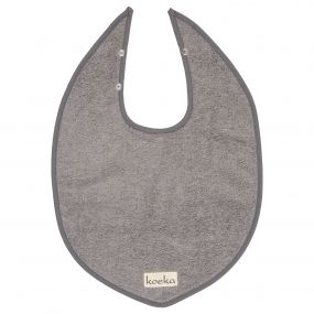 Koeka Slab Drop Dijon Steel Grey