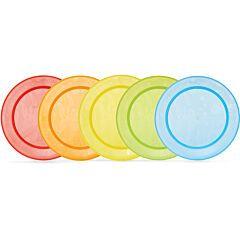 Munchkin Bordjes Multicolor 5 Stuks
