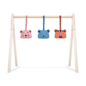Jollein Babygym Toys Animal Club 3 Pack