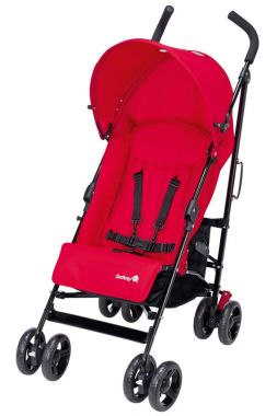 Safety 1st Slim Buggy Plain Red