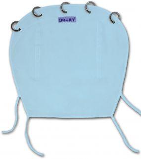 Dooky Zonnescherm Baby Blauw