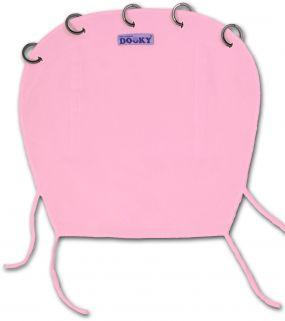 Dooky Zonnescherm Baby Roze