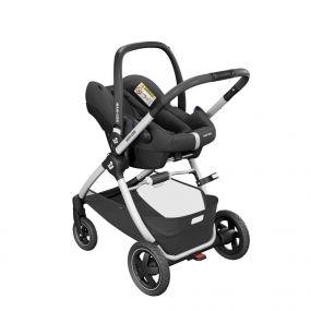 Maxi Cosi Kinderwagen Adorra Oria Rock 3 in 1 Essential Black