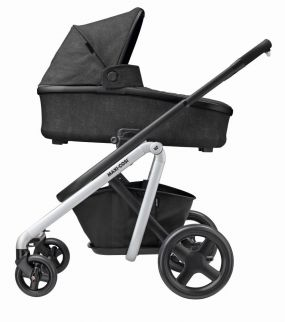 Maxi Cosi Kinderwagen Lila Oria 2 in 1 Nomad Black