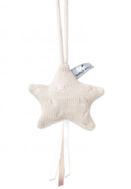 Baby's Only Ster Decoratie Kabel Uni Beige