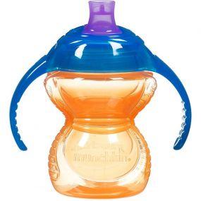 Munchkin Drinkbeker Click Lock Trainer Cup Oranje