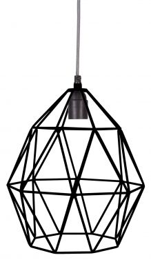 Kidsdepot Wire Hanglamp Black