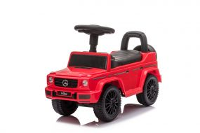 Cabino Loopauto Mercedes Benz G-klasse Red