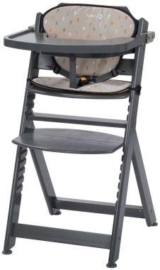 Safety 1st Kinderstoel Timba Grijs + Kussen Warm Grey