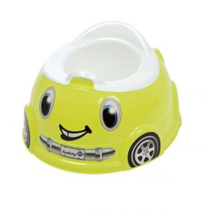 Safety 1st Potje Auto Lime / Wit