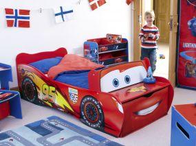 Cars McQueen Autobed