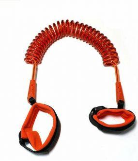 Cabino Anti Wegloop Polsband Kind Oranje